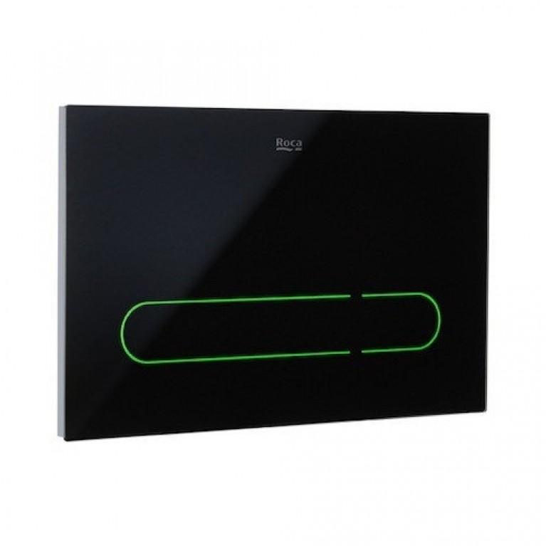 EP1 кнопка электронная для инсталляционных систем, с автоматическим или бесконтактным сливом, с цветной подсветкой A890102008, фото 3