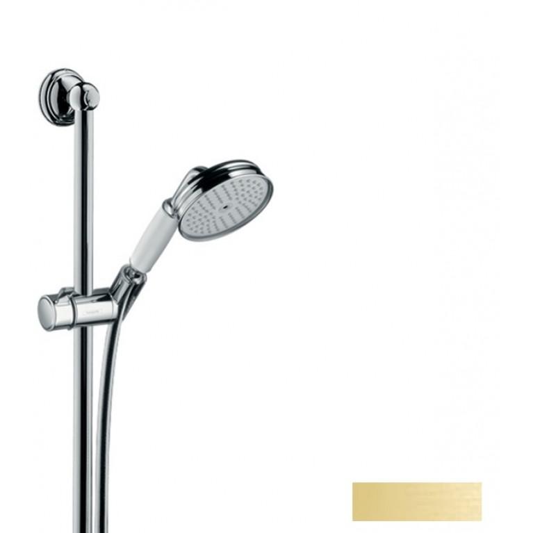Купить Axor Carlton Душевой набор, 0,90 м (цв polished brass) у официального дилера HANSGROHE в Украине