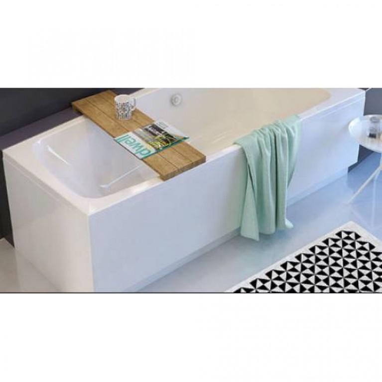 SPLIT панель фронтальная для асимметричной ванны 160см, правая