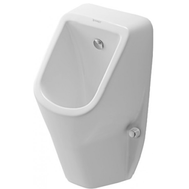 D-CODE писсуар 30,5*29,5см подача воды сзади