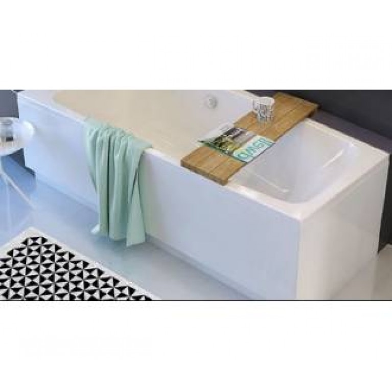 SPLIT панель фронтальная для асимметричной ванны 160см, левая, фото 1
