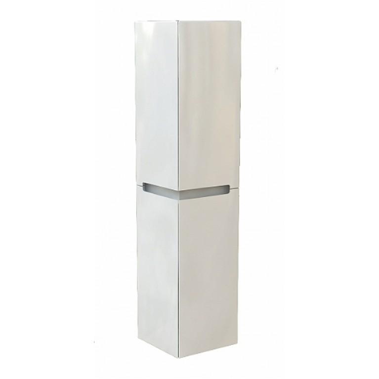 MODO шкафчик боковой, высокий, белый глянец