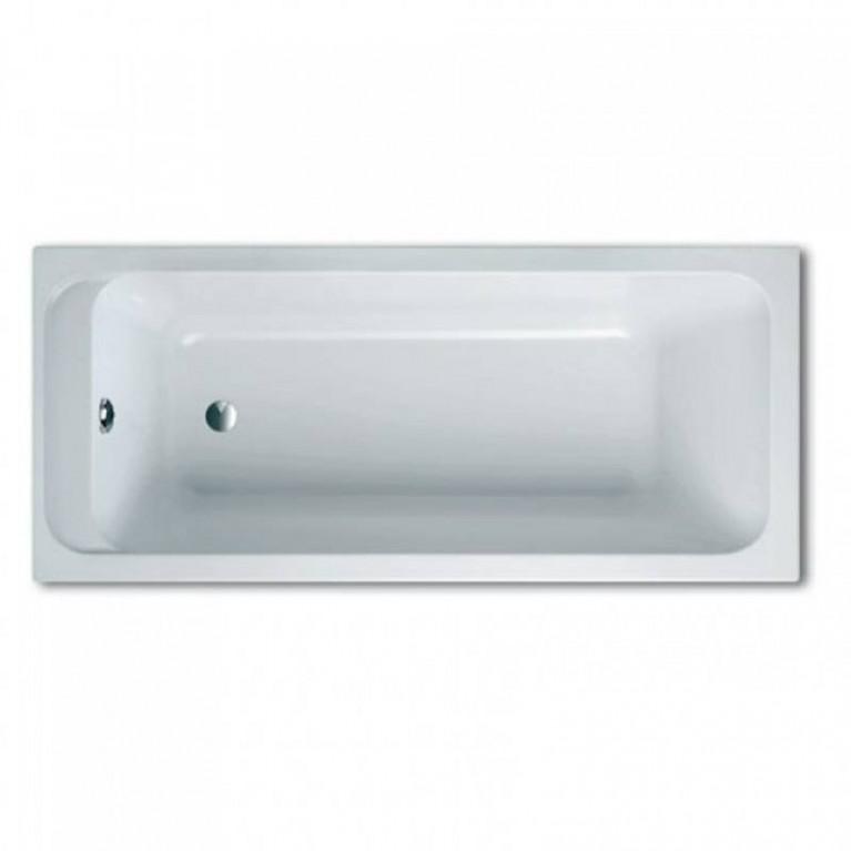 ARCHITECTURA ванна 160*70см, прямоугольная, цвет белый альпин