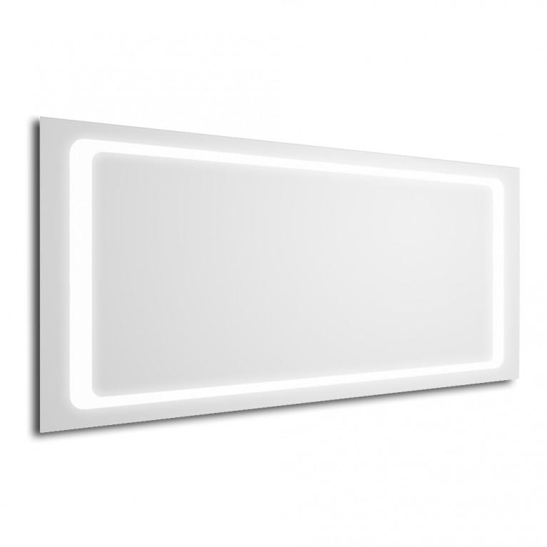 Зеркало прямоугольное 45*60см со светодиодной подсветкой