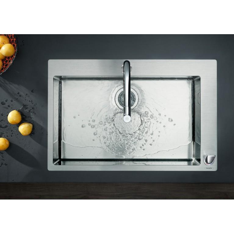 C71-F660-08 Мойка для кухни со смесителем, однорычажным 43202000, фото 3