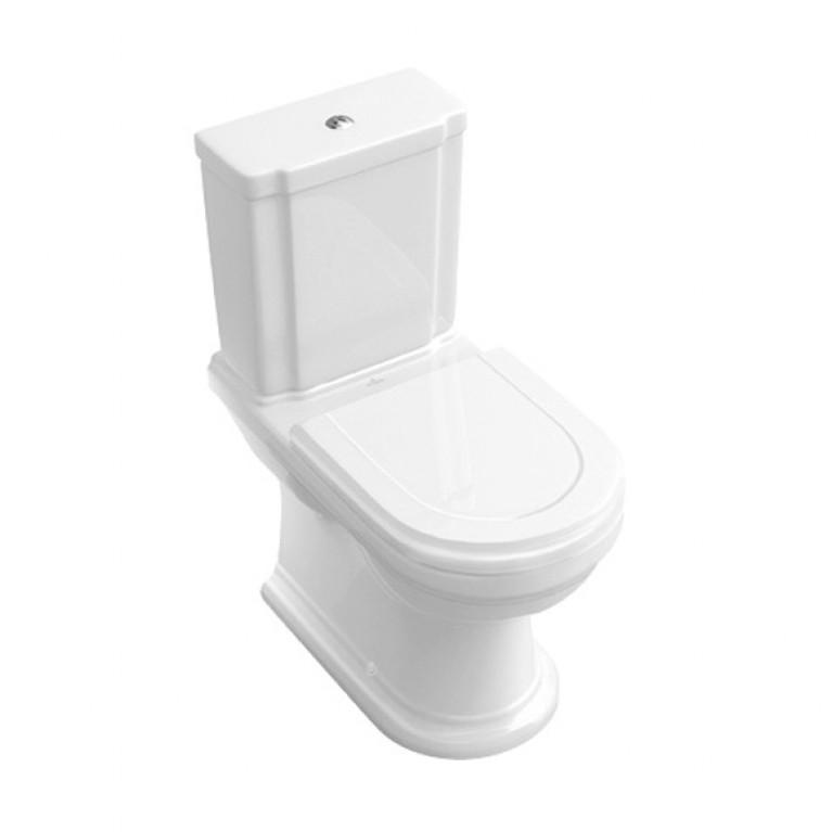 HOMMAGE унитаз напольный, 37*72,5см, цвет ярко белый ceramicplus