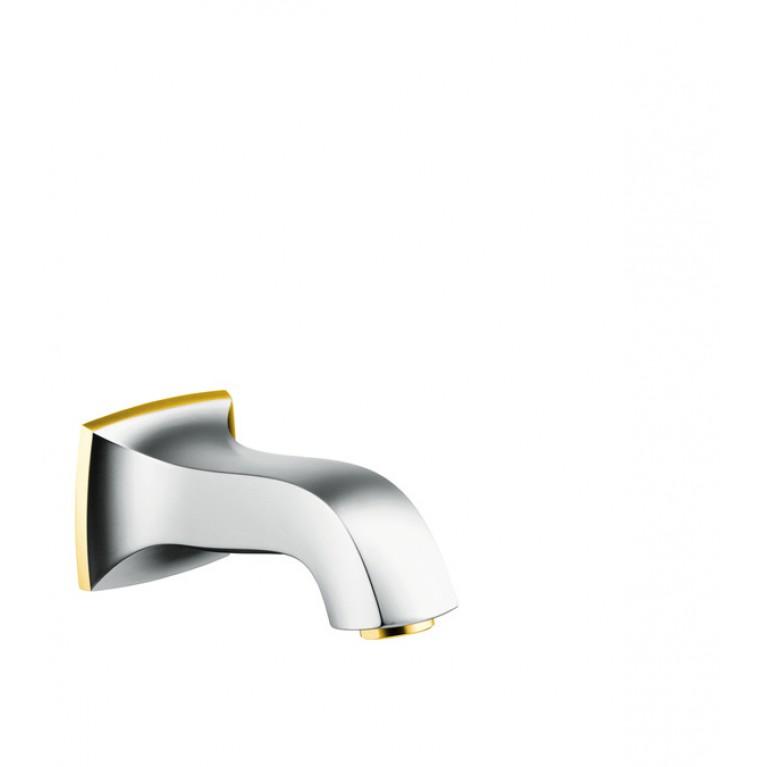 Metropol Classic Излив для ванны, для встроенного смесителя, цв золото