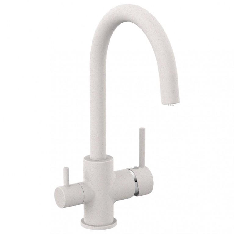 DAICY-U смеситель для кухни  с подключением питьевой воды, (песок), фото 1