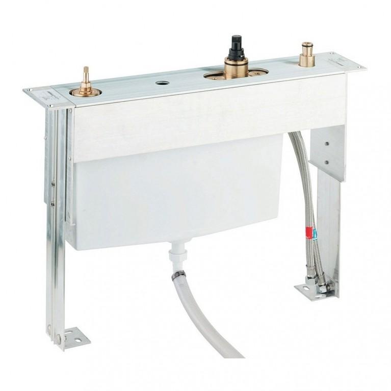 Chiara Термостат для ванны, для скрытого монтажа на 4 отверстия