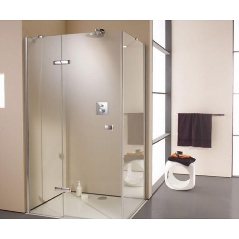 ENJOY стенка боковая для двери (профиль хром, стекло Antiplaque), фото 1