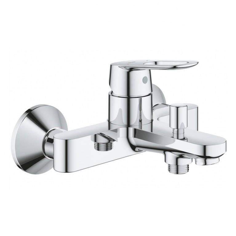 BauLoop Смеситель для ванны, настенный монтаж, фото 1
