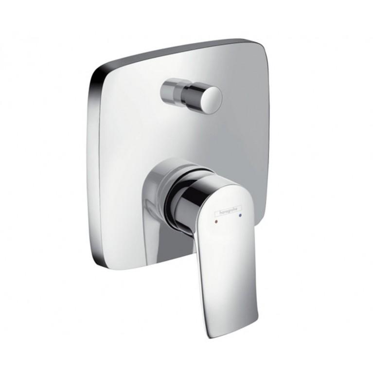 Metris Смеситель для ванны, однорычажный, встраиваемый, фото 1
