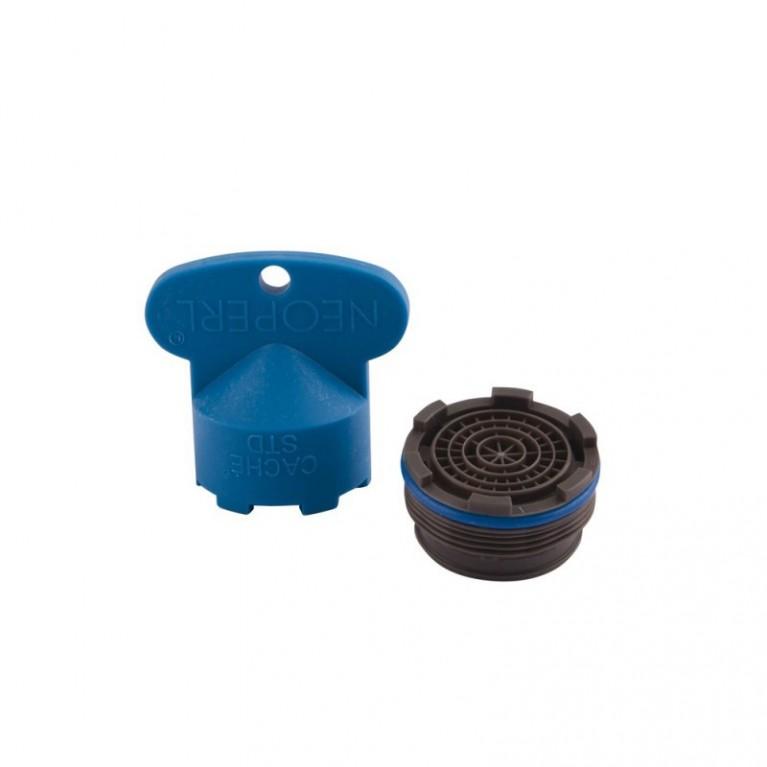 GROHE Аэратор пластиковый для смесителя Essence с ключом в комплекте