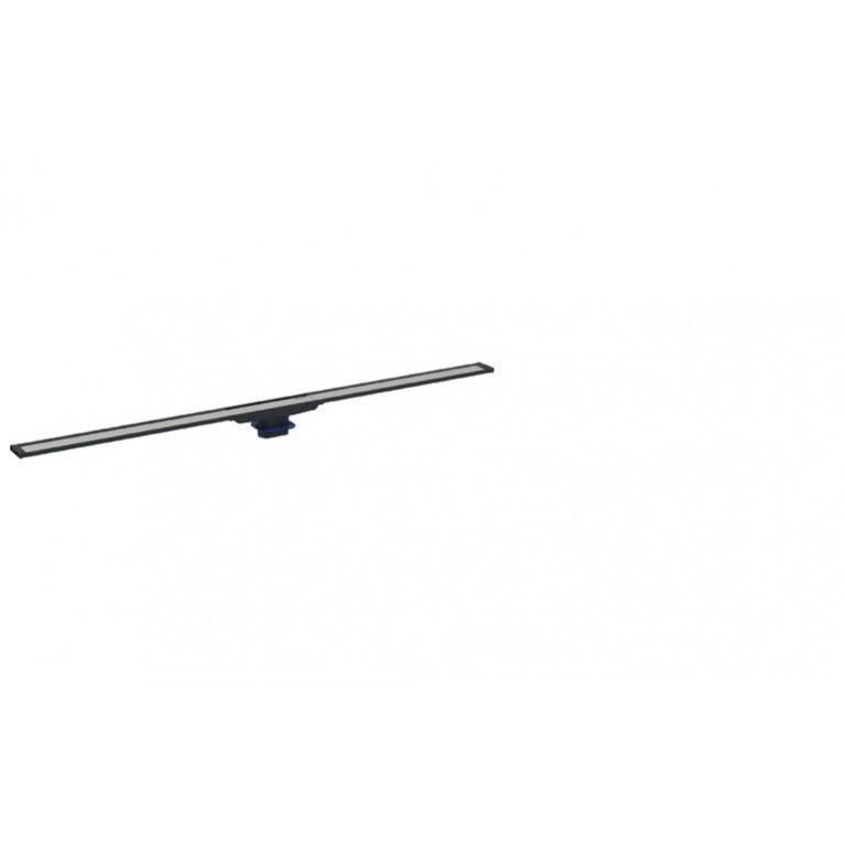 Geberit Дренажный канал CleanLine60, тёмный/матовый металл, L30-130см