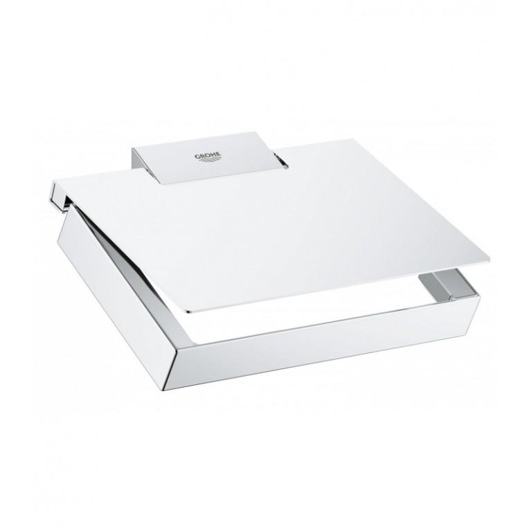Selection Cube Держатель туалетной бумаги с крышкой