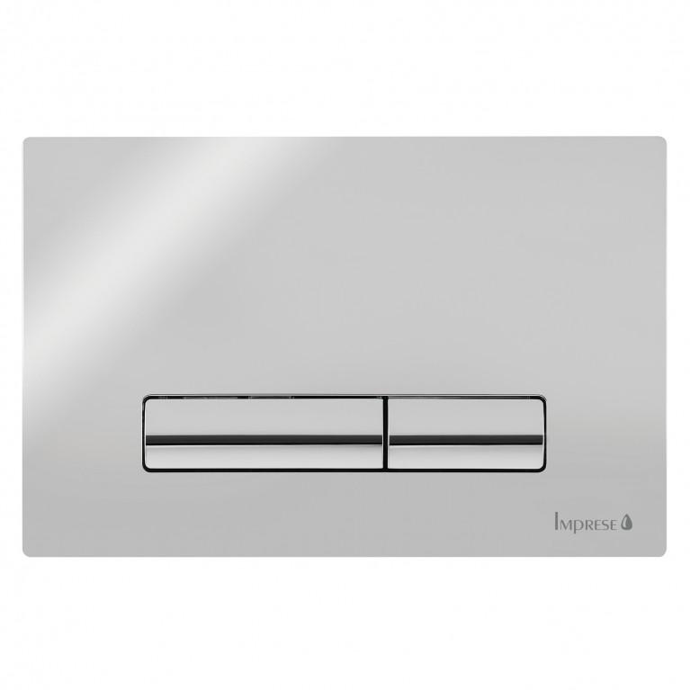 IMPRESE Комплект инсталляции 3в1(клавиша PANI хром) i9120, фото 3