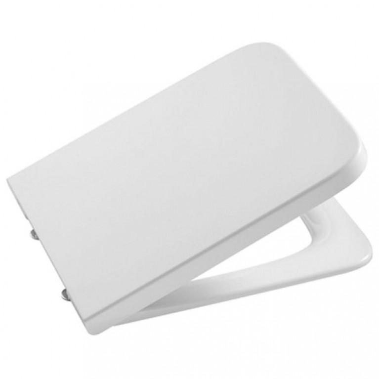 INSPIRA Square крышка с сидением для унитаза, квадратная, soft closing