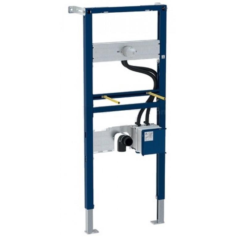 Duofix Монтажный элемент для умывальника, и настенного смесителя, для скрытого функционального блока, высота 13см