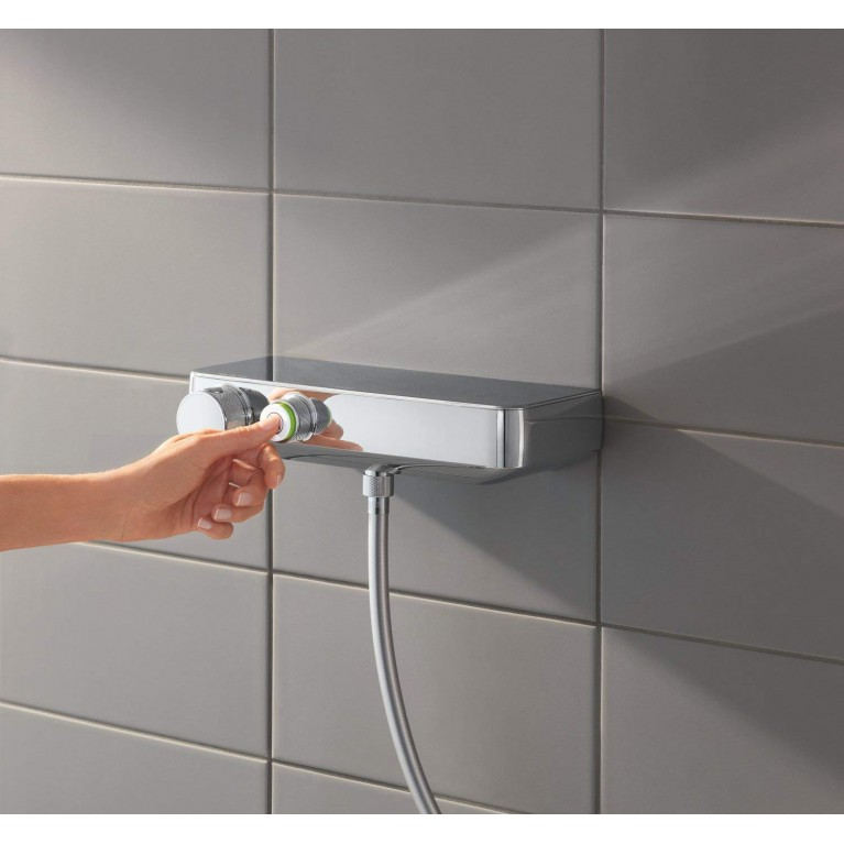 Grohtherm SmartControl термостат с душевым набором 34720000, фото 3