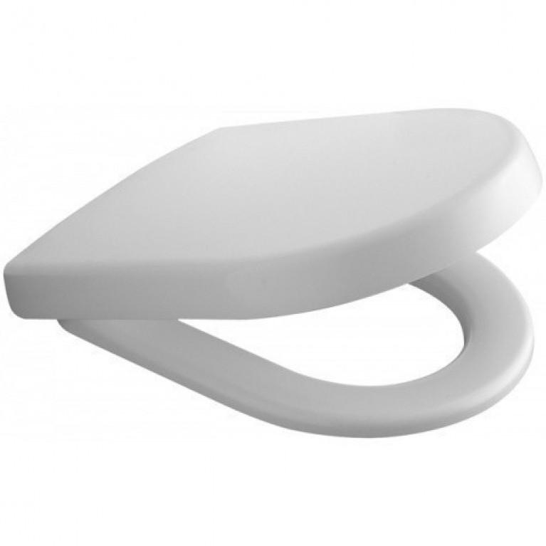 SUBWAY сиденье с крышкой для унитаза, крепления из нерж.стали, QuickRelease и SoftClosing, цвет Star White Ceramic Plus