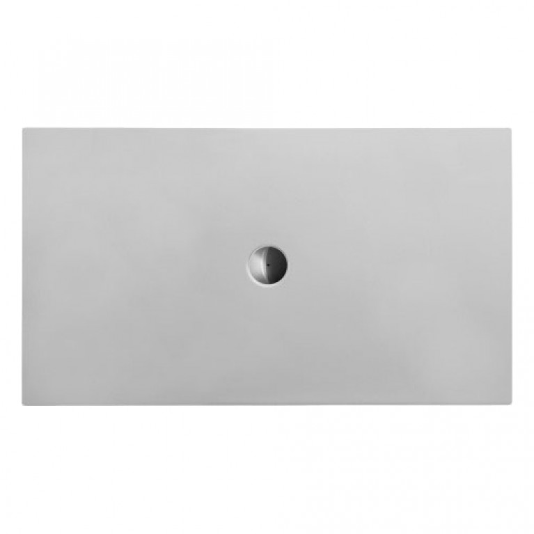 DURAPLAN поддон 160*90*3,5см, сверхплоский, прямоугольный, с покрытием Antislip, фото 1