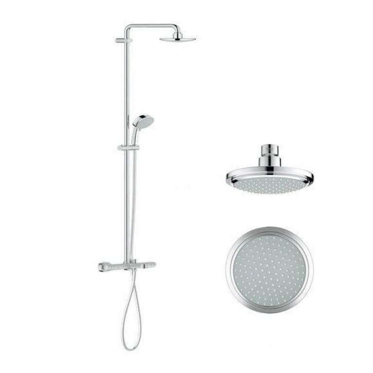 New Tempesta Cosmopolitan Душевая система с термостатом для ванны, фото 1