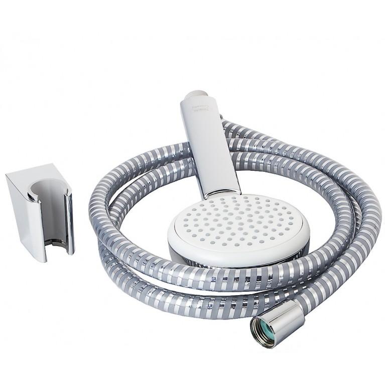 Crometta 100 Porter Ручной душ, белый хром