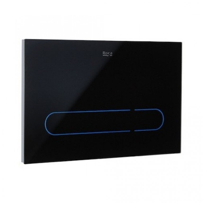 EP1 кнопка электронная для инсталляционных систем, с автоматическим или бесконтактным сливом, с цветной подсветкой A890102008, фото 2