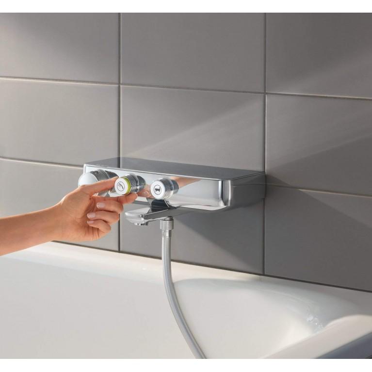 Grohtherm SmartControl термостат для душа/ванны 34718000, фото 3