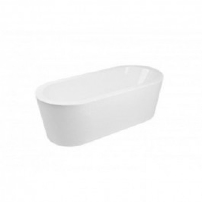 ETERNITY ванна 177*80см, с накладкой донного клапана click-clock