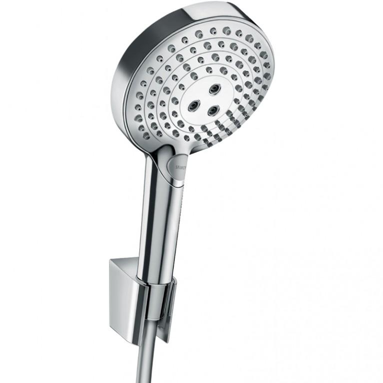 Купить Raindance Select S Душевой набор 120, 3jet, Powder Rain, хром у официального дилера HANSGROHE в Украине