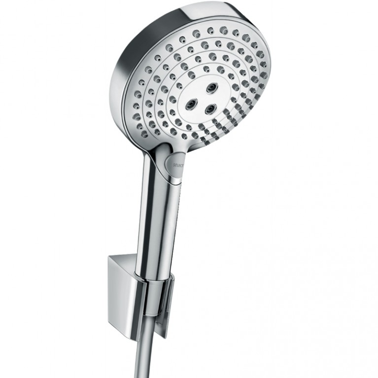 Raindance Select S Душевой набор 120, 3jet, Powder Rain, хром