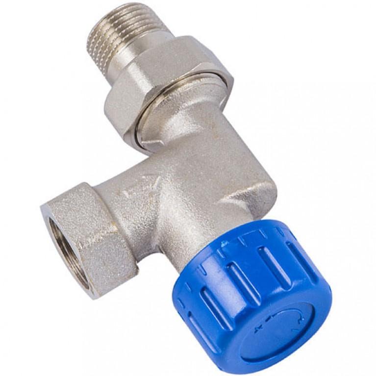 Клапан термостатический DN 15 GZ 1/2xGW1/2 аксиальный Schlosser