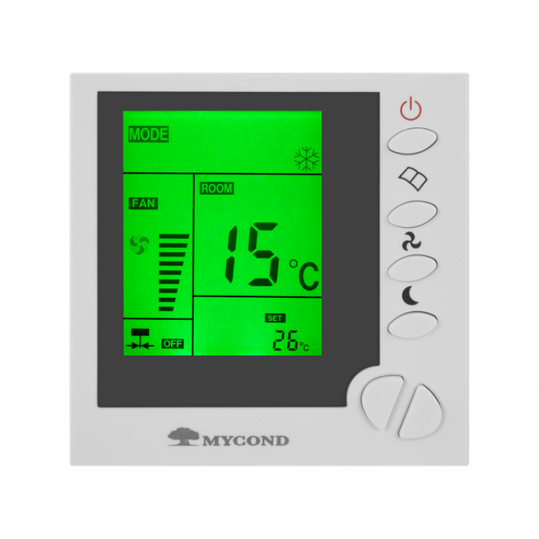 Mycond цифровой терморегулятор TRF-09-4