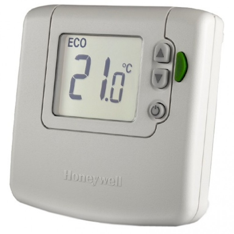 Цифровой комнатный термостат DT90 Honeywell