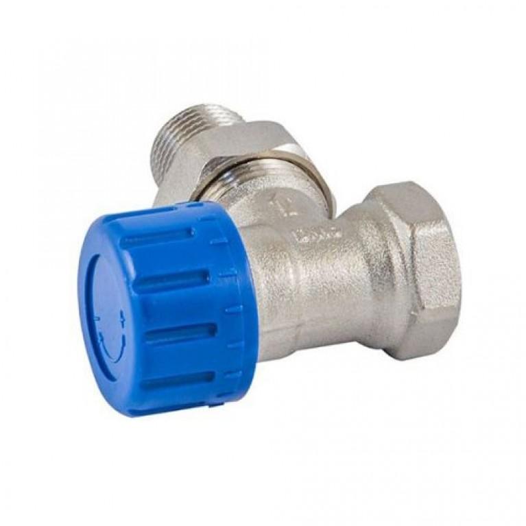 Клапан термостатический угловой DN15 GZ 1/2 x GW 1/2 Schlösser