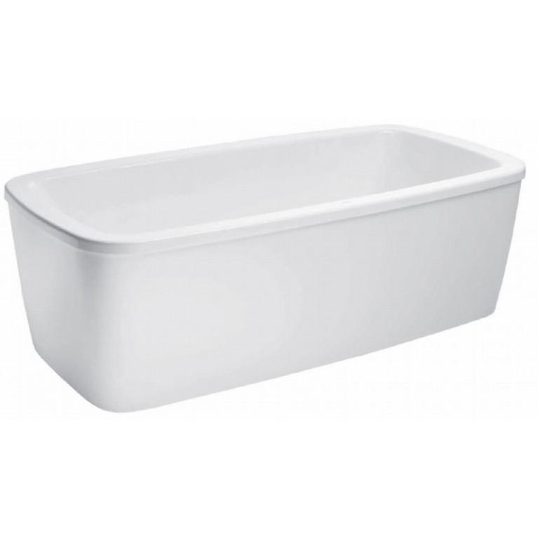PALOMBA ванна отдельностоящая 180*90см с рамой, с панелью