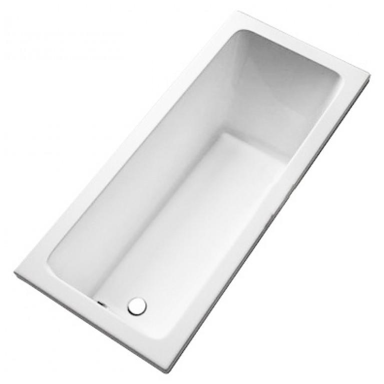 MODO прямоугольная ванна 170*75см, боковой слив, с ножками SN7, фото 1