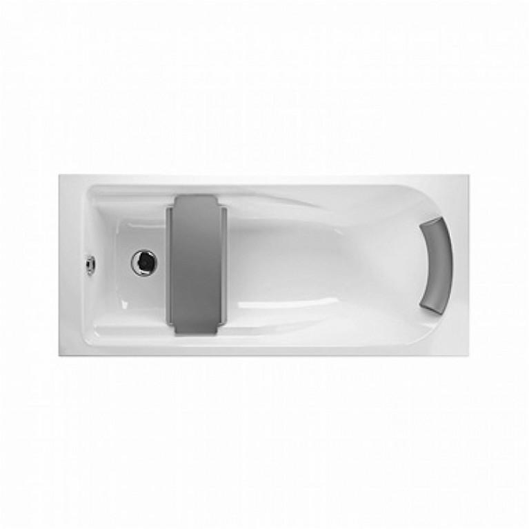COMFORT PLUS ванна 150*75см, прямоугольная, с ножками, фото 1