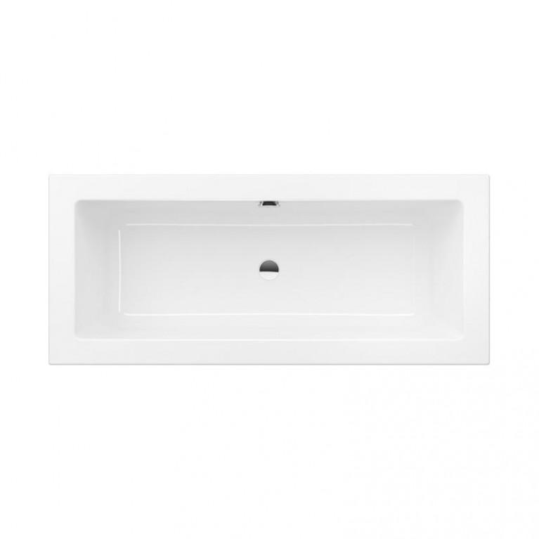 LEGATO ванна 180*80cm прямоугольная, цвет белый альпин, фото 1