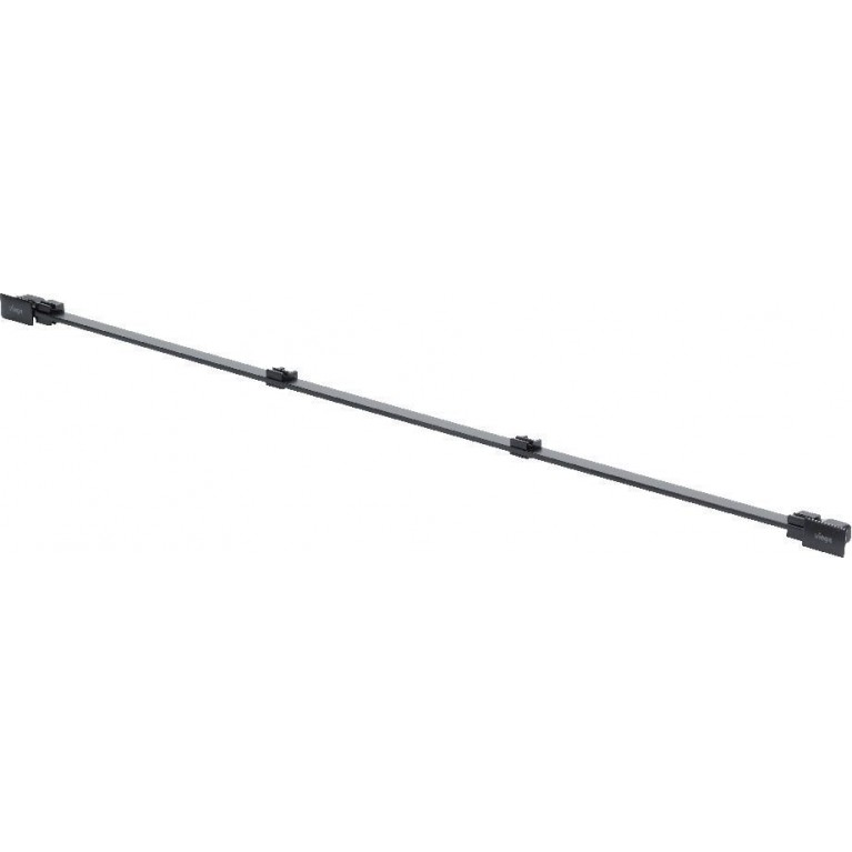 Дизайн-вставка Advantix Wall drain Vario, черная (736583)