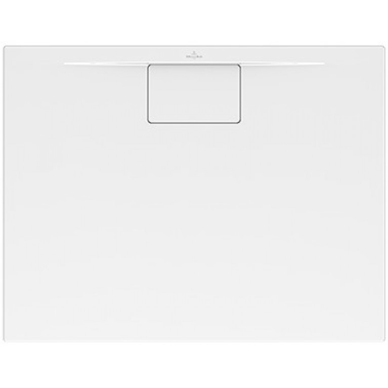 ARCHITECTURA душевой поддон 120*80*4,8см, MetalRim, белый альпин, фото 1