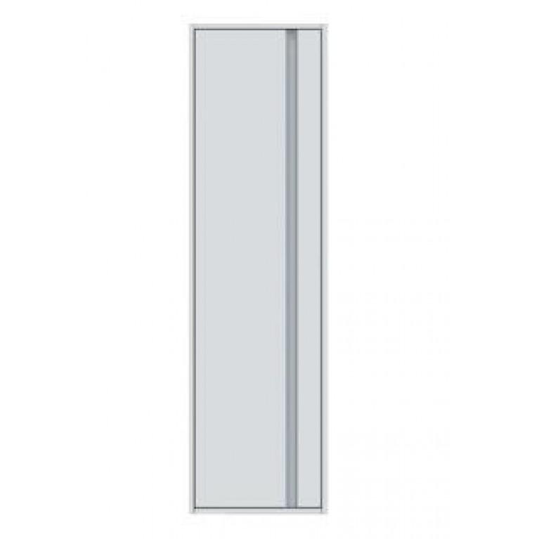 KETHO высокий шкаф 180*50см (цвет белый),левый