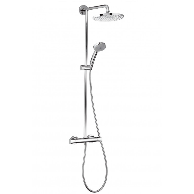 Showerpipe Verso 240 Душевая система с термостатом