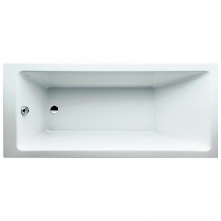 PRO ванна 1700*750*600мм, без панели, с алюмин.рамой, без слив перелива, фото 1