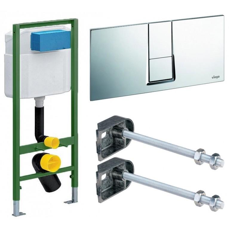 Комплект инсталяции Standart 3в1 удлиненные крепления (727550)