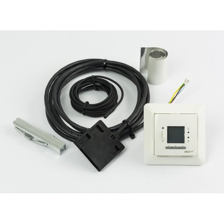 Набор DEVIdry Pro Kit с терморегулятором DEVIreg Touch 19911006, фото 2