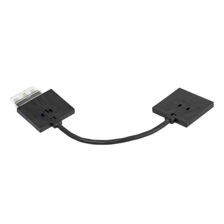 Удлинительный кабель DEVI DEVIdry X25 25 см 19911110, фото 3