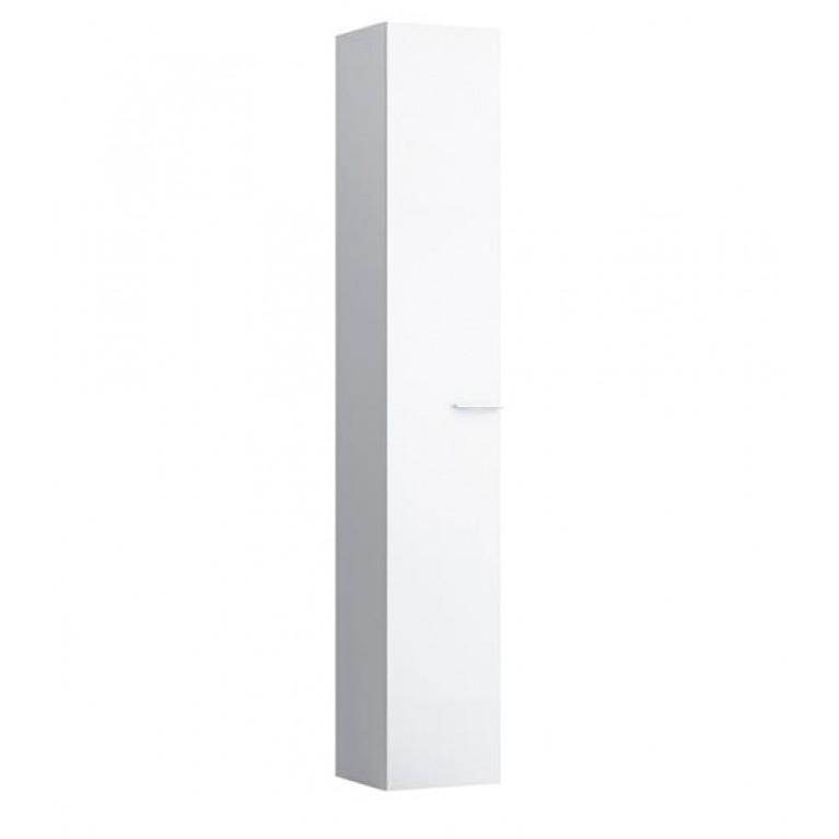 KARTELL шкафчик высокий 30*30*180см, подвесной, цвет белый глянец