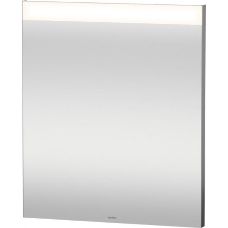Купить FOGO зеркало 60*3,5см, с подсветкой у официального дилера DURAVIT в Украине